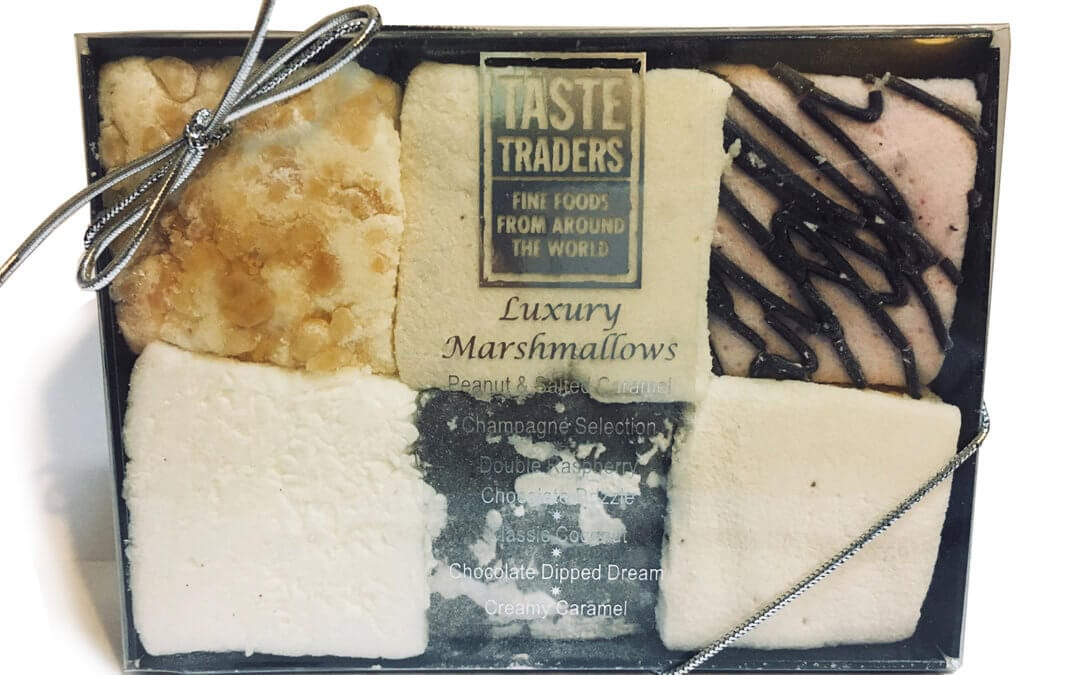 TASTE TRADERS – Luxury Marshmallow Selection £6.95