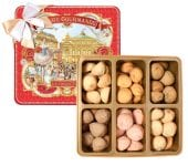 Gift Tin of Assorted Filled Biscuits