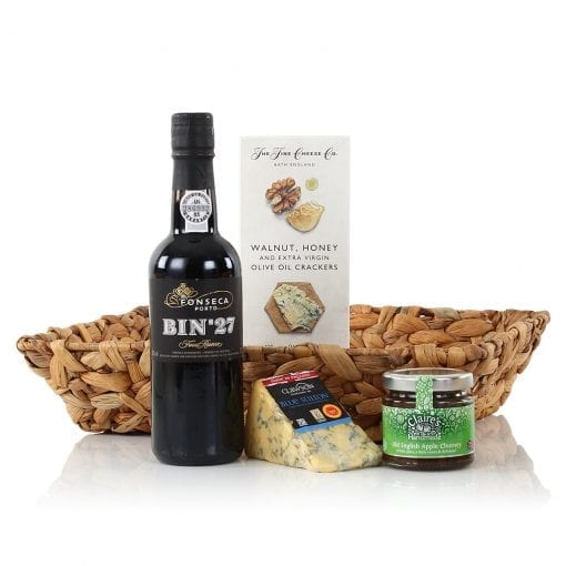 Port & Stilton Gift Tray