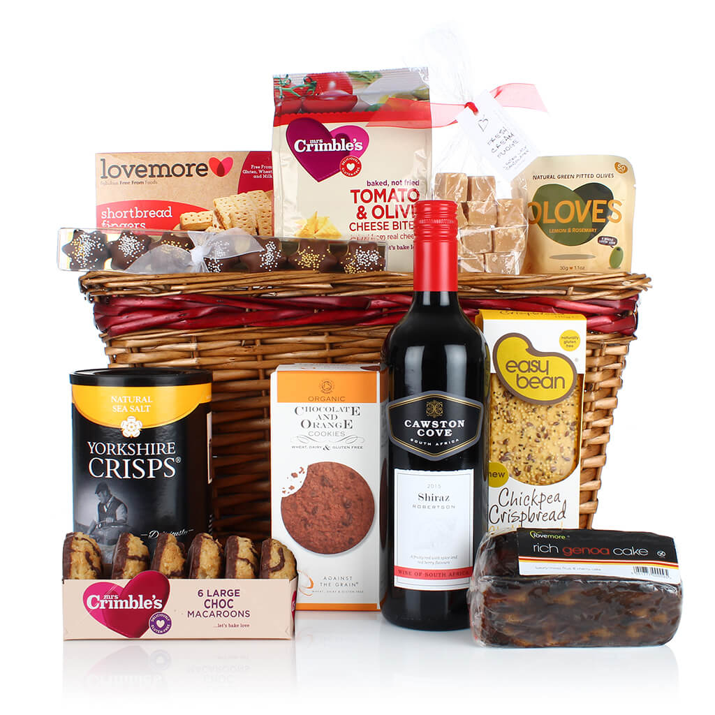 Gluten free hamper taste traders website gluten free hamper negle Choice Image