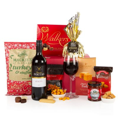 Christmas Carol Gift Box