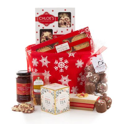 Jolly Snowflake Gift Box