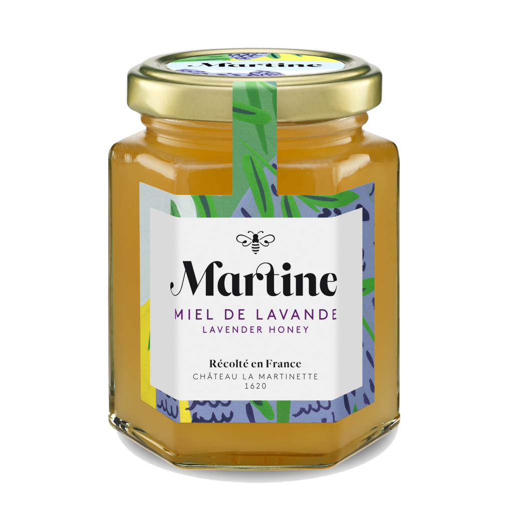 Martine All Flowers Honey