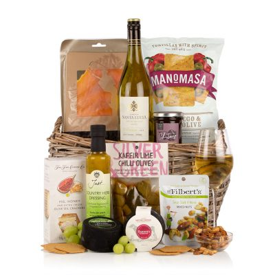 Deli Delights Gift Basket