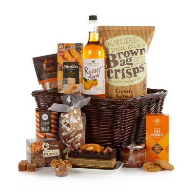 Autumn Treats Basket