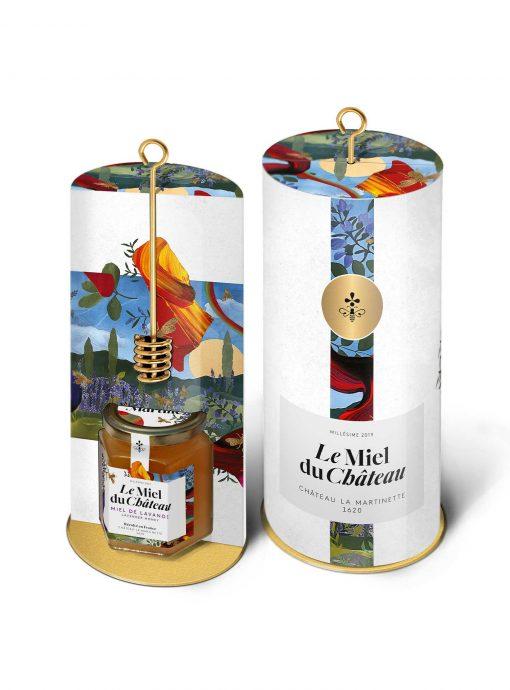 Chateau Honey Gift Box